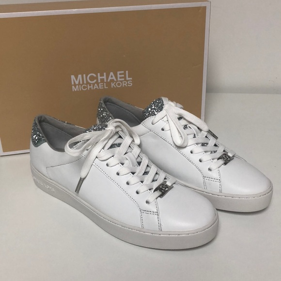 89d0e5f80742 Michael Kors Shoes | Irving Leather Sneaker | Poshmark